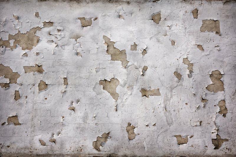 Pinte la peladura apagado de la pared 1 imágenes de archivo libres de regalías