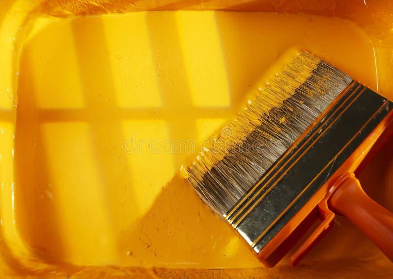 Pinte la serie imagen de archivo libre de regalías