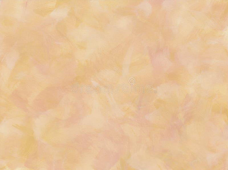 Pinte la textura stock de ilustración