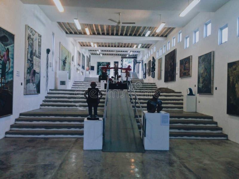 Pinto Μουσείο Τέχνης στοκ εικόνες