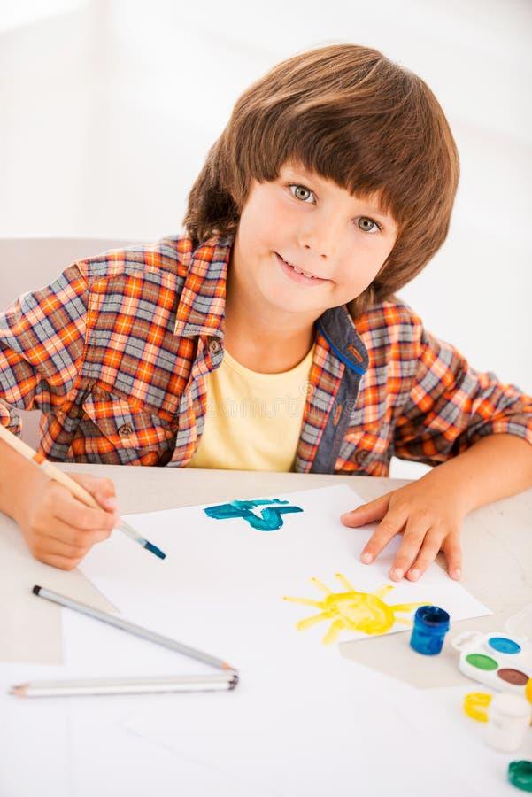 Download Pintura stock de ilustración. Ilustración de creatividad - 44851769