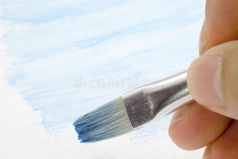Pintura abstrata fotos de stock