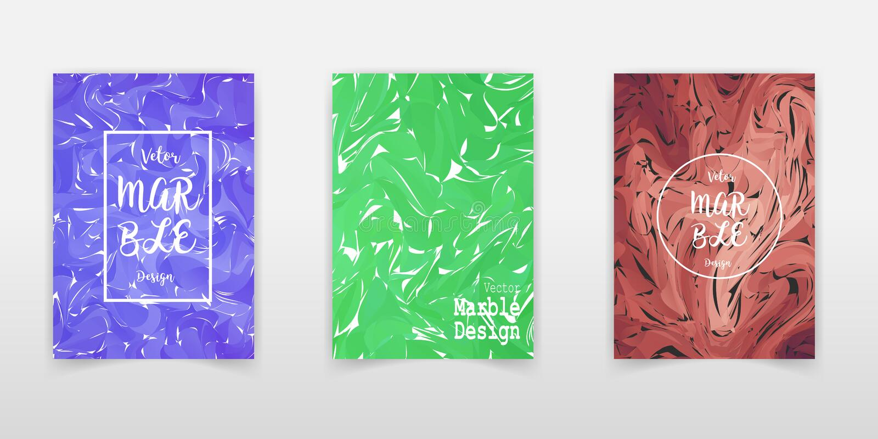 A pintura abstrata, pode ser usada como um fundo na moda para pap?is de parede, cartazes, cart?es, convites, Web site arte finala ilustração stock