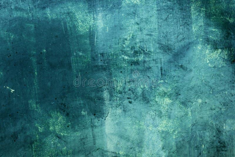 Pintura abstrata Textured Fundo do grunge do risco foto de stock