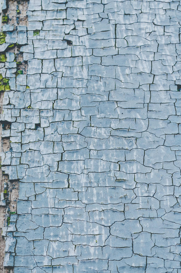 Pintura agrietada de la textura imagenes de archivo