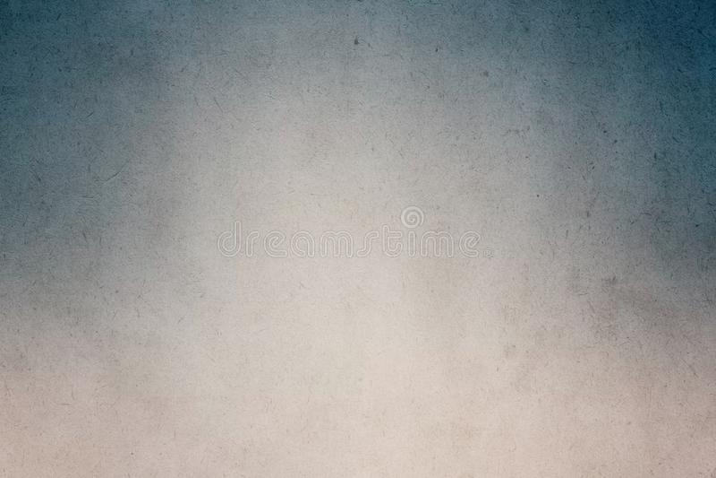 Pintura branca preta da aquarela do inclina??o no papel velho com sum?rio sujo da textura do borr?o da gr?o para o fundo fotografia de stock