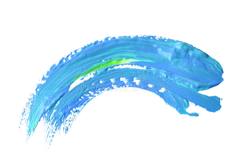 Pintura de óleo imagem de stock