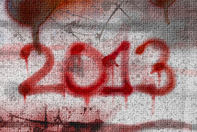 Pintura de aerosol 2013 libre illustration