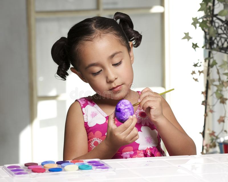 Pintura de Easter imagens de stock royalty free