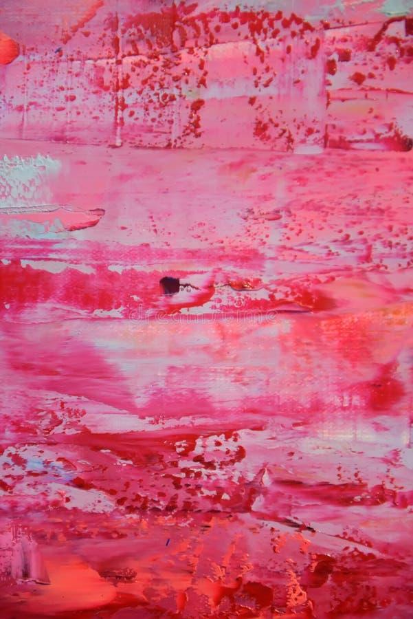 Pintura de Grunge no fundo do metal imagens de stock