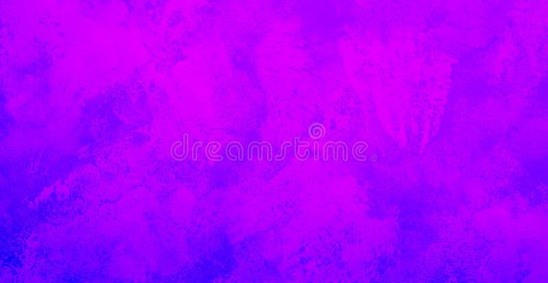 Pintura del arte abstracto en el color azul de la pendiente para el fondo de la textura imágenes de archivo libres de regalías
