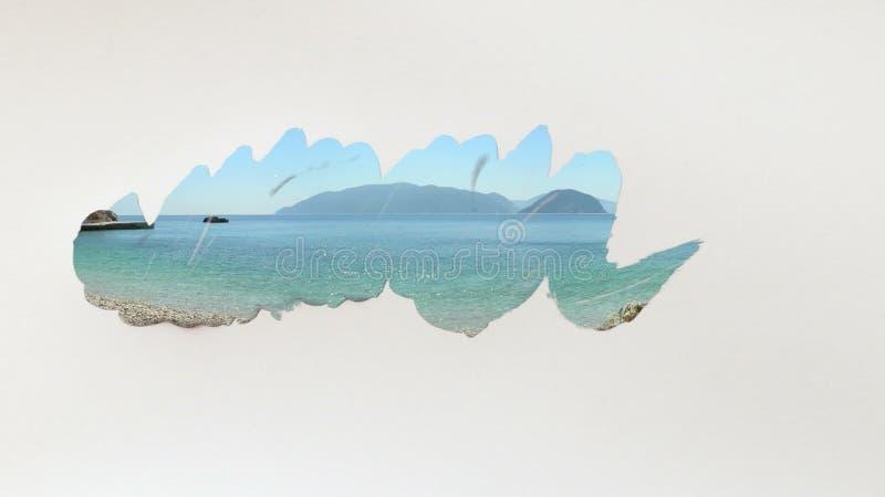 Pintura del cepillo del artista almacen de metraje de vídeo