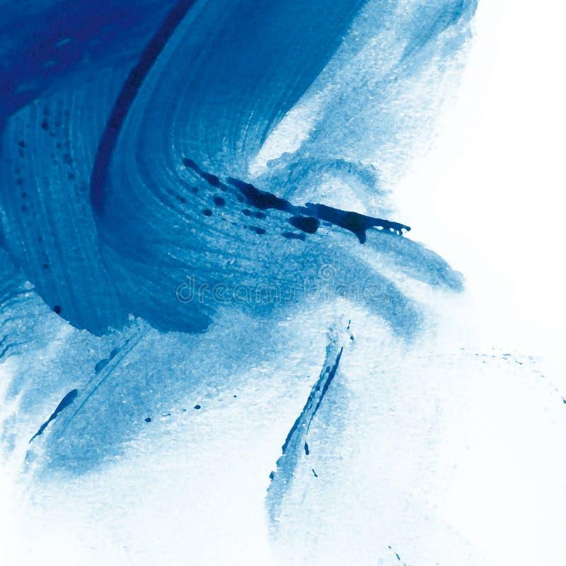 Pintura del fondo ilustración del vector