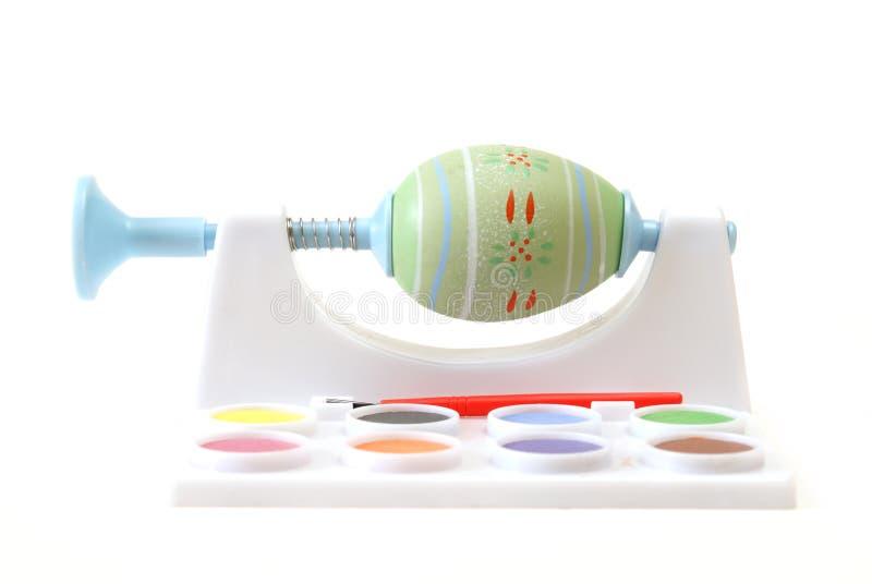 Pintura del huevo fotografía de archivo libre de regalías