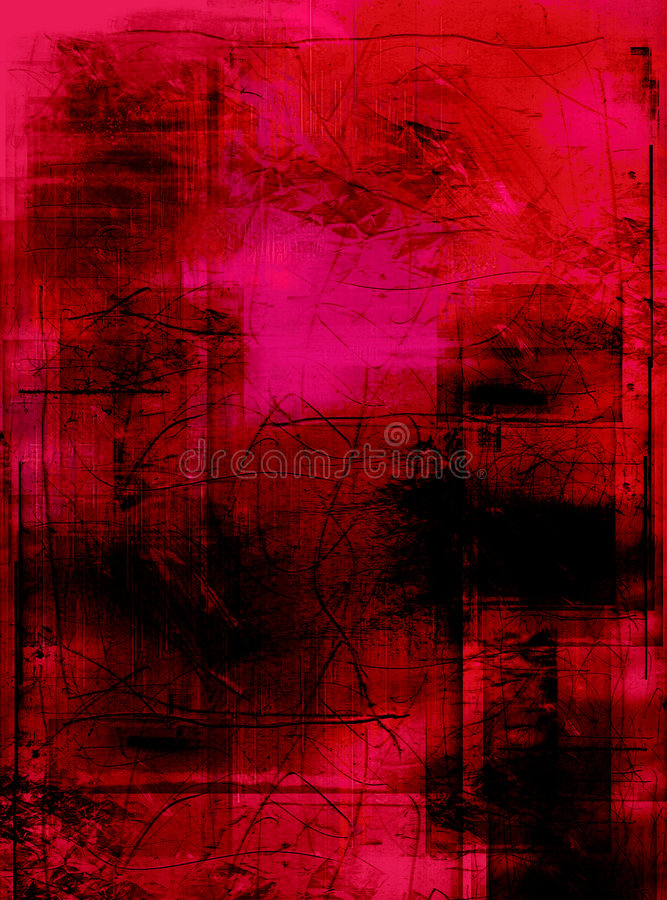 Pintura entonada del grunge fotografía de archivo