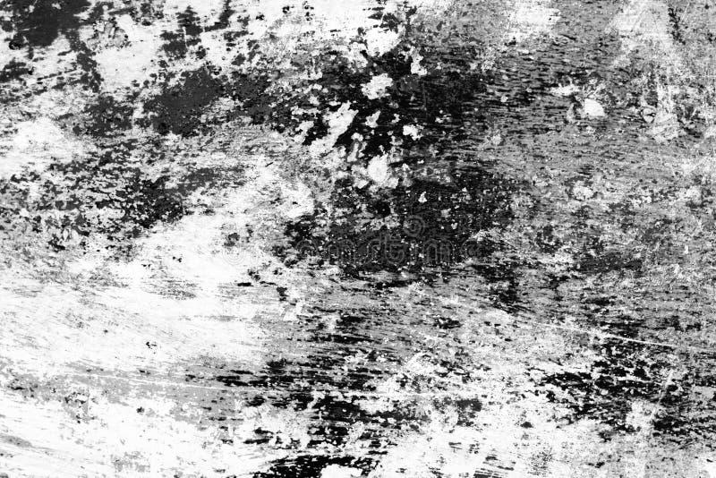 Pintura formada escamas sucia foto de archivo libre de regalías