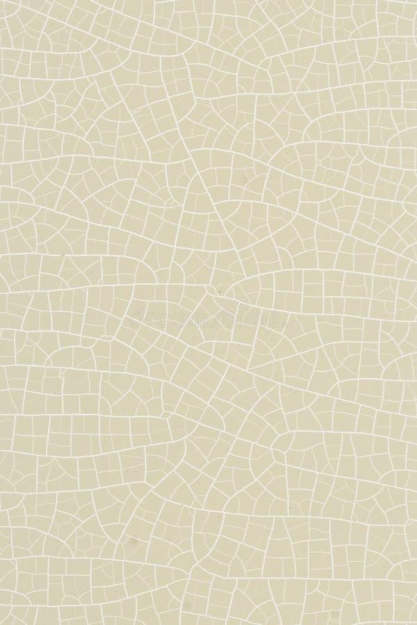 Pintura gris agrietada en la teja La textura elegante con la repetición alinea aleatoriamente imagen de archivo