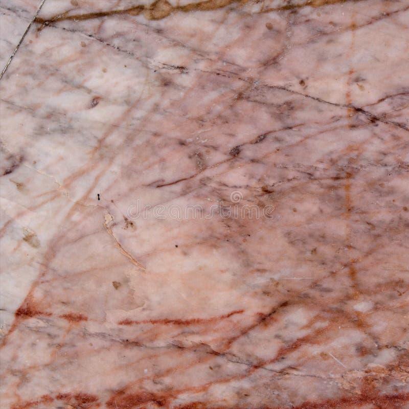 Pinturas coloridas de marmorear fundo abstrato da textura de mármore cor-de-rosa escura do teste padrão da tinta Pode ser usado p ilustração stock