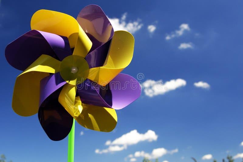 Pinweel coloreado fotos de archivo