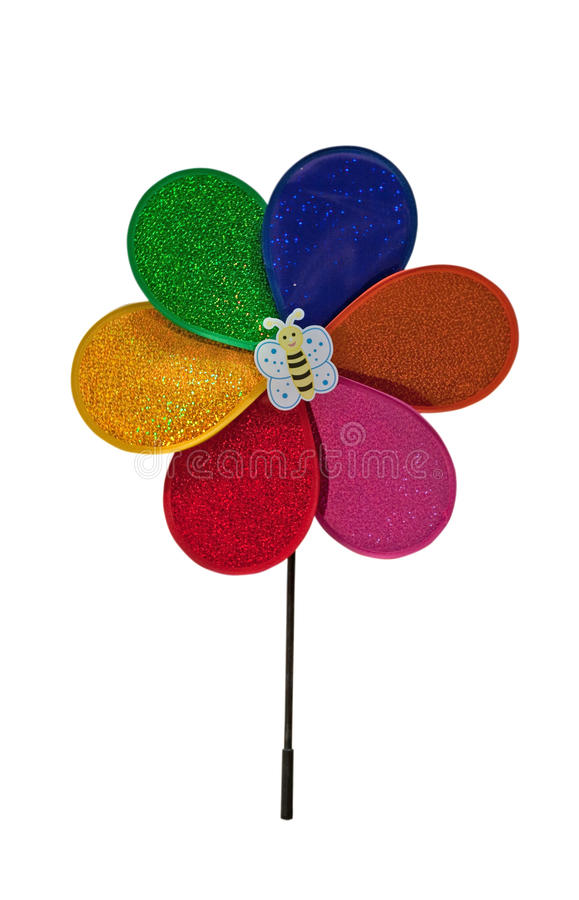 pinwheel стоковое фото rf