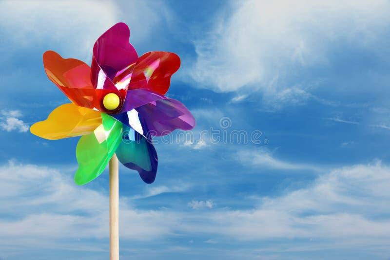 Download Pinwheel stock image. Image of photography, turning, childhood - 28952653