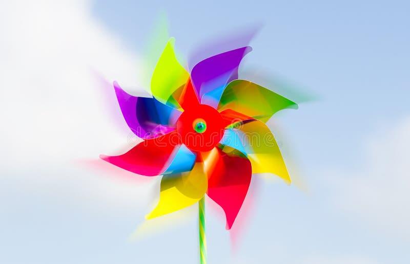 pinwheel zdjęcia royalty free