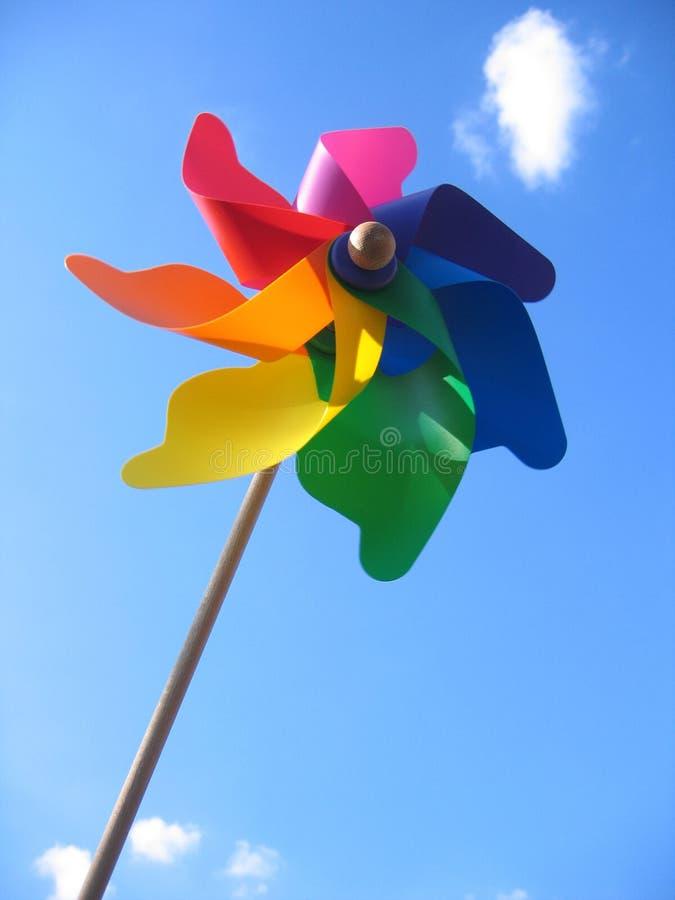 pinwheel obraz stock