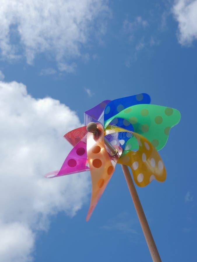 pinwheel obrazy stock