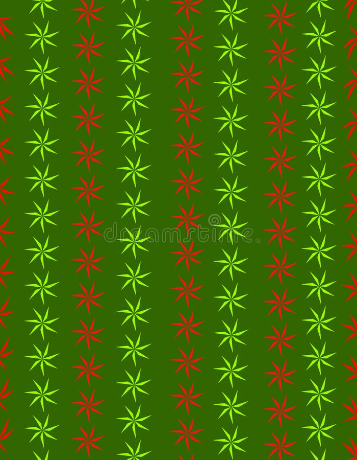 Pinwheel Christmas Background stock photos