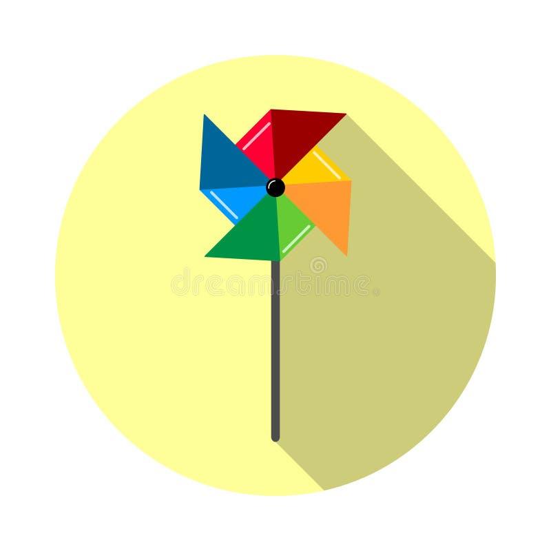 Pinwheel stock illustration