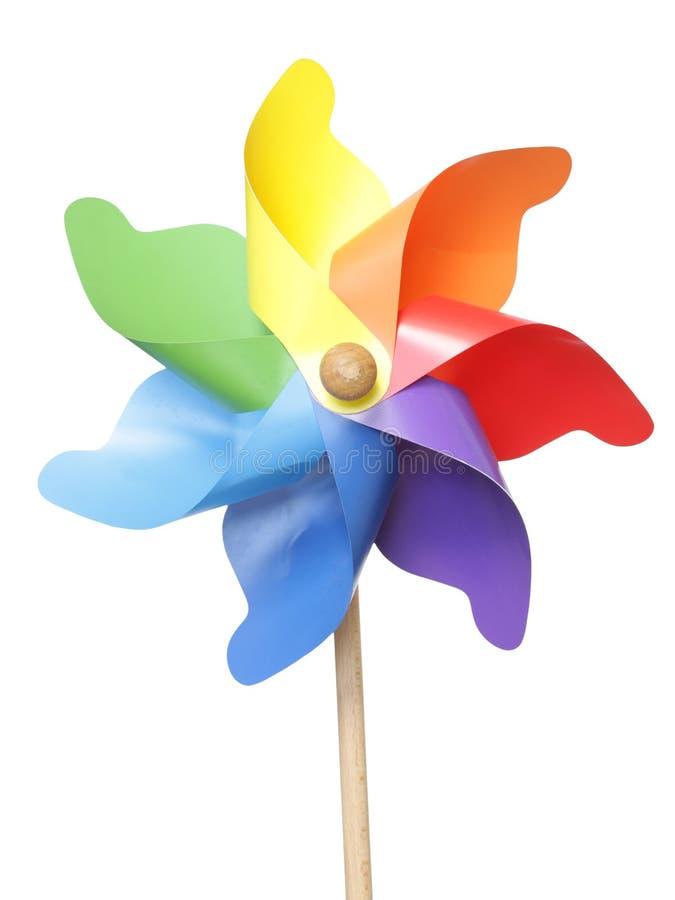 pinwheel zabawka zdjęcia royalty free