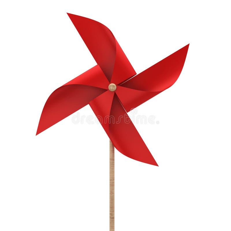 Pinwheel zabawka ilustracji