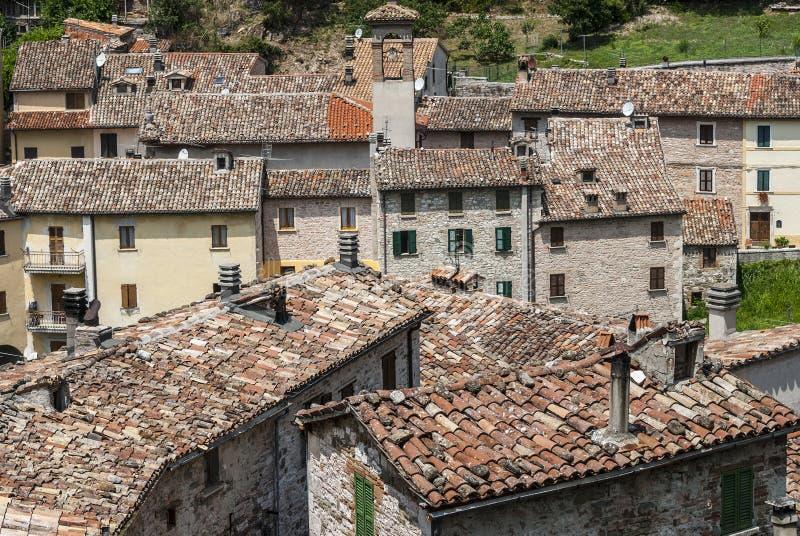 Piobbico (gränser)