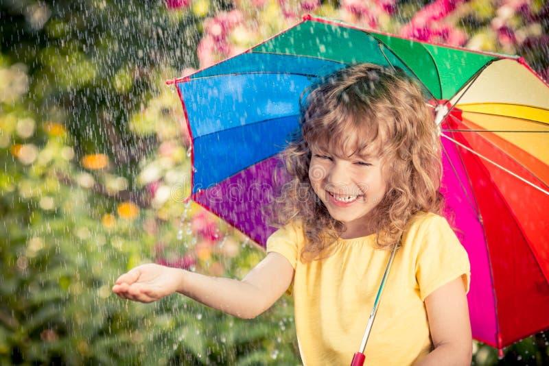 Pioggia immagini stock libere da diritti