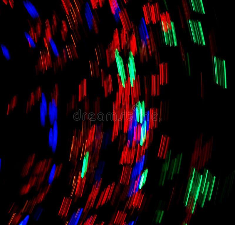 Pioggia dei colori immagine stock libera da diritti