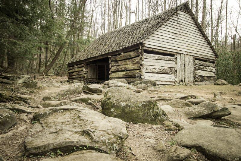 Pioneer Homestead stock photos