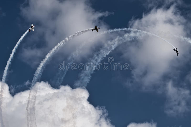 Download Pioneer Team editorial image. Image of airshow, airfield - 19250165