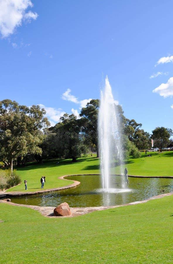 Pioneer Women's Memorial Fountain royalty free stock photos