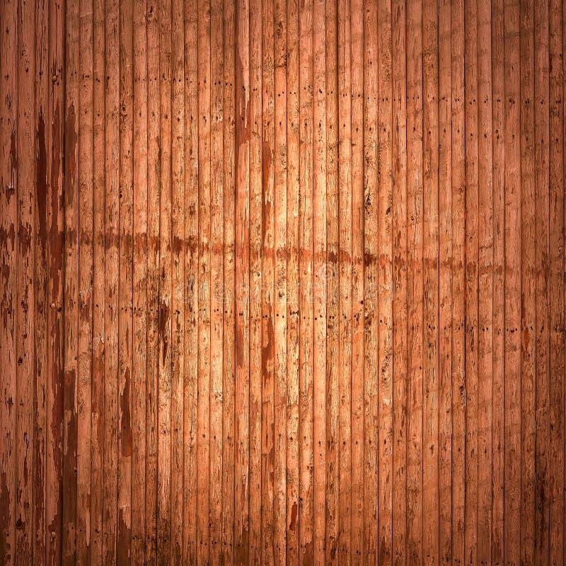 Pionowo drewniany podłogowy panel zdjęcie royalty free