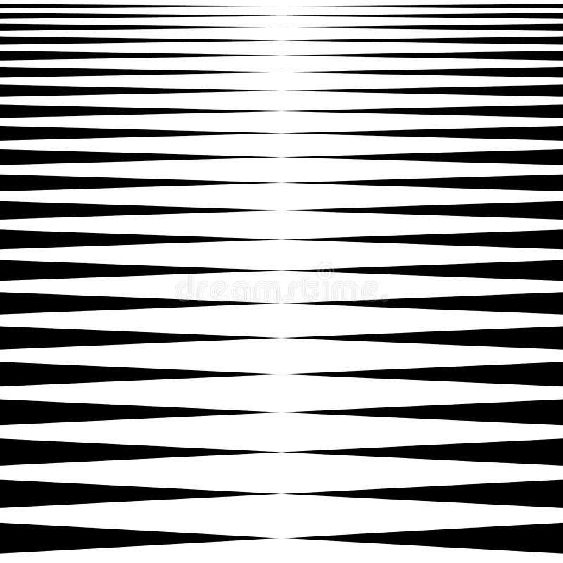 Pionowo linie, lampasy - Równoległe linie proste od gęstego royalty ilustracja