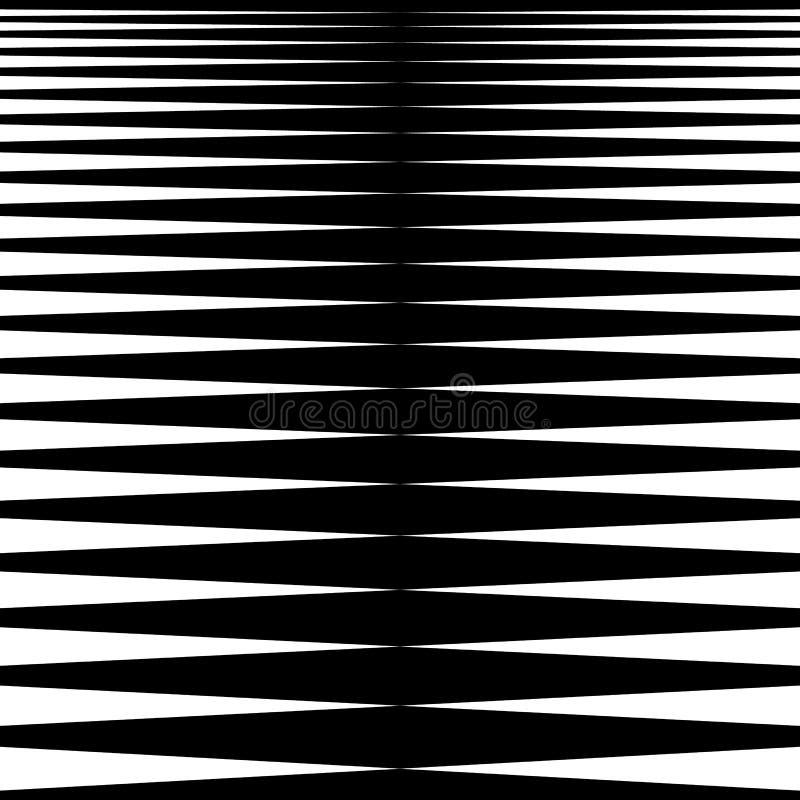 Pionowo linie, lampasy - Równoległe linie proste od gęstego ilustracji