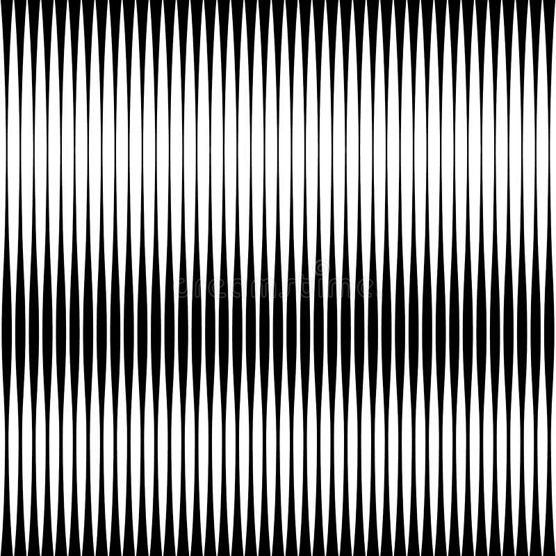 Pionowo paralela wykłada abstrakcjonistyczną teksturę ilustracja wektor
