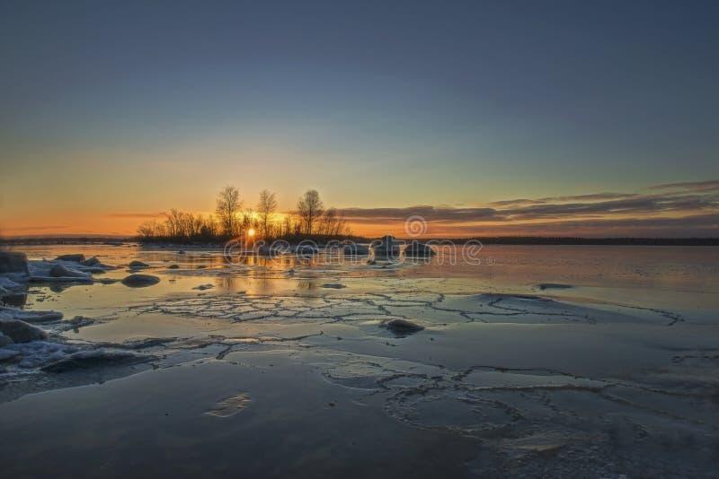 Piosenka lód zdjęcie royalty free