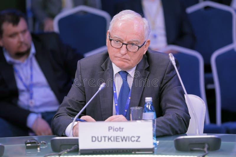 Piotr Dutkiewicz royalty-vrije stock fotografie