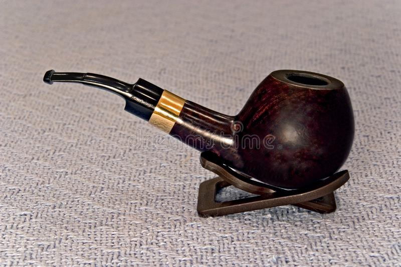 Download Pipe 01 black stock photo. Image of lung, briar, fashion - 303278