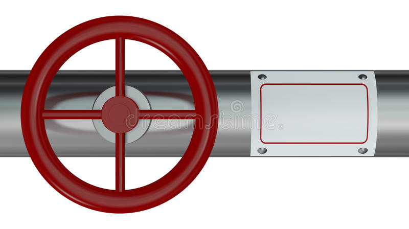 Download Pipe stock illustration. Image of petroleum, pump, engineering - 25802734