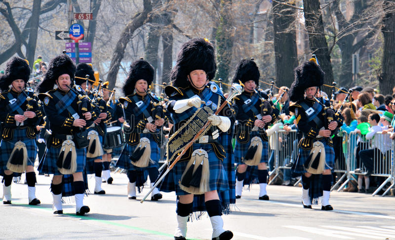 Download Pipe Major editorial stock image. Image of culture, festive - 23949144