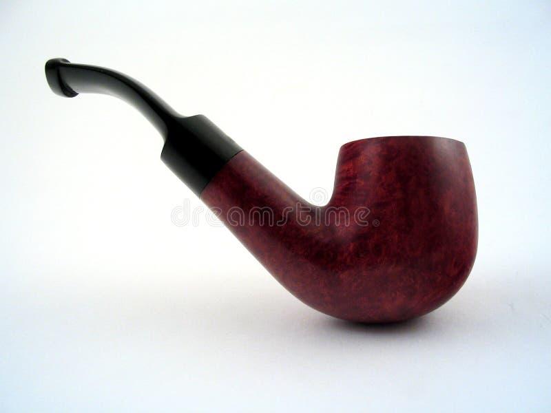 pipe rökning royaltyfria bilder