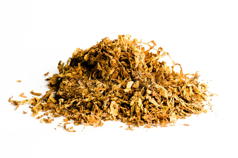 Pipe Tobacco stock photography