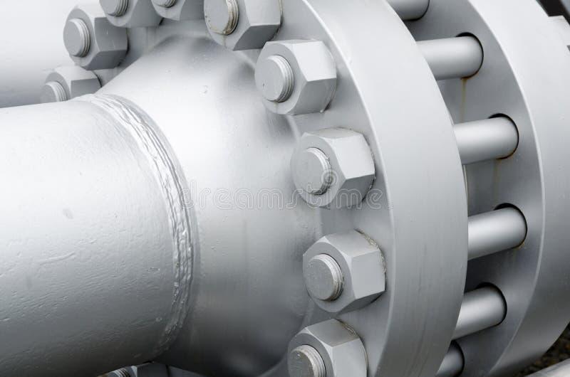 Pipe-Verbindung stockfoto